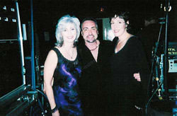 Emmylou Harris, Rique and Beth Nielson Chapman