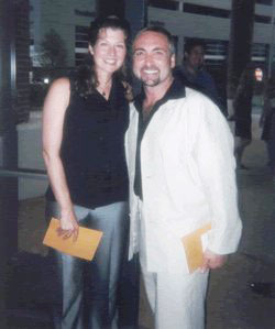 Rique and Amy Grant