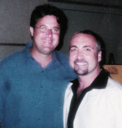 Vince Gill and Rique - Nashville