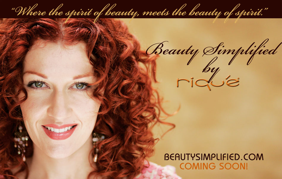 Beauty Simplified - Where the spirit of beauty meets the beauty of spirit.